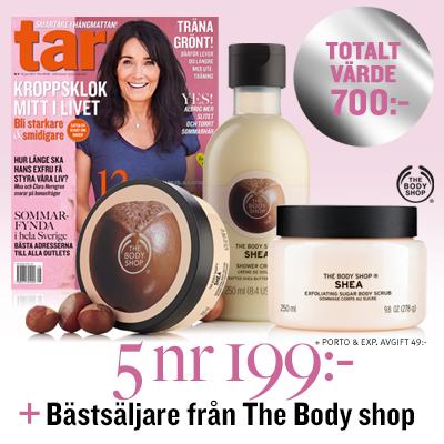 Bästsäljande produkter från Tara