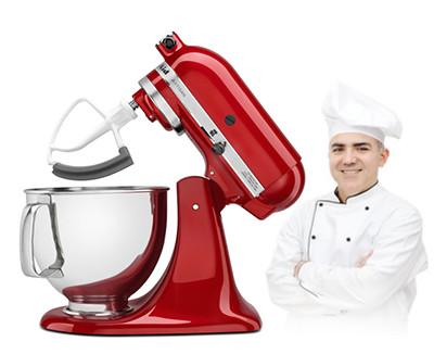 Ansök om att vara testperson för en Kitchen Aid